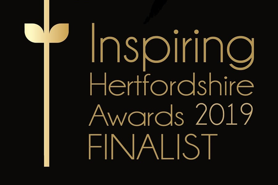 Inspiring Hertfordshire Awards 2019