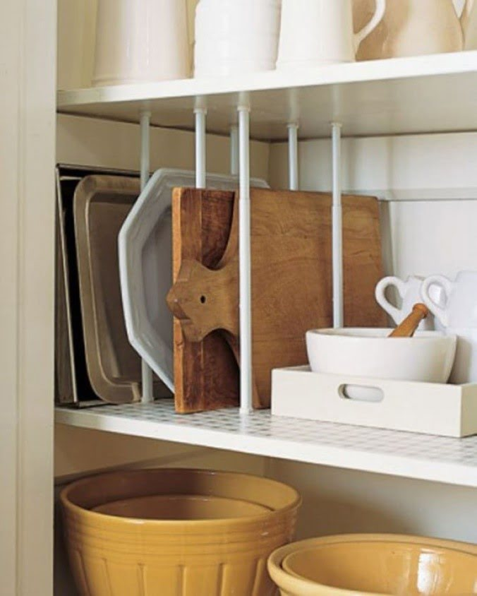15+ Uses for Tension Rods You've Never Thought Of | Apartment Therapy
